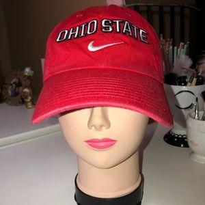 Nike Ohio State adjustable hat